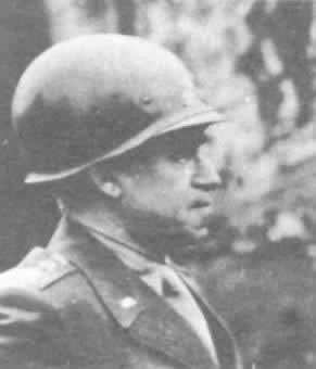 美军突破防线攻入德国