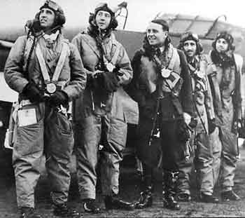 英德两国空军爆发大规模空战
