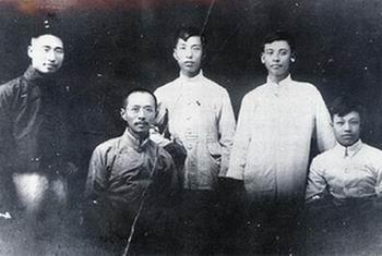 我国近代教育家,书画家,教育家经亨颐逝世