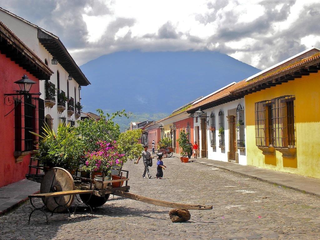 危地马拉宣布独立