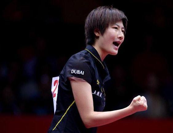 东京世乒赛中国队获七连冠