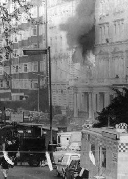 英国人攻进伊朗大使馆救出19位人质