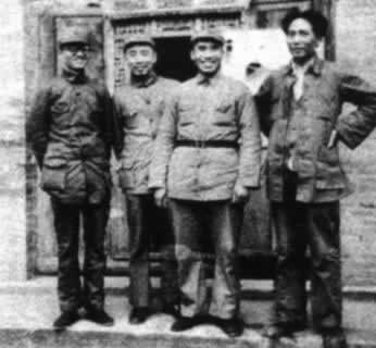中共中央通电 停战议和一致抗日