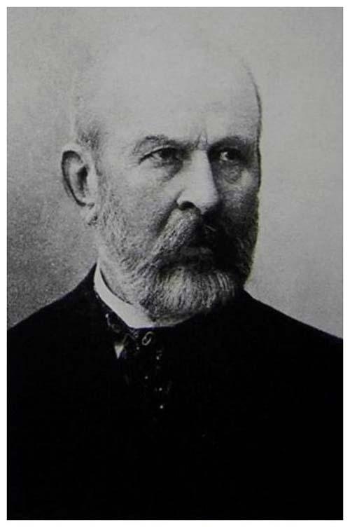 德国地质学家李希霍芬诞生