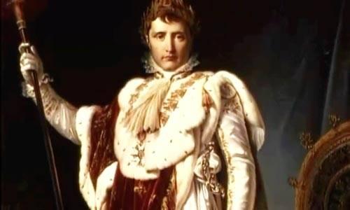 拿破仑病逝于圣赫勒拿岛