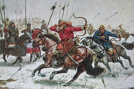 忽必烈成为蒙古帝国大汗