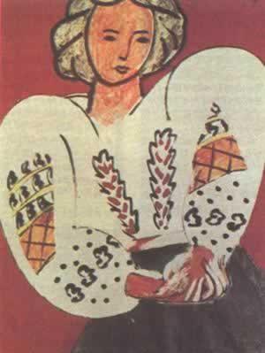 野兽派画家亨利·马蒂斯获威尼斯奖