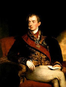 奥地利帝国首相克莱门斯·梅特涅逝世