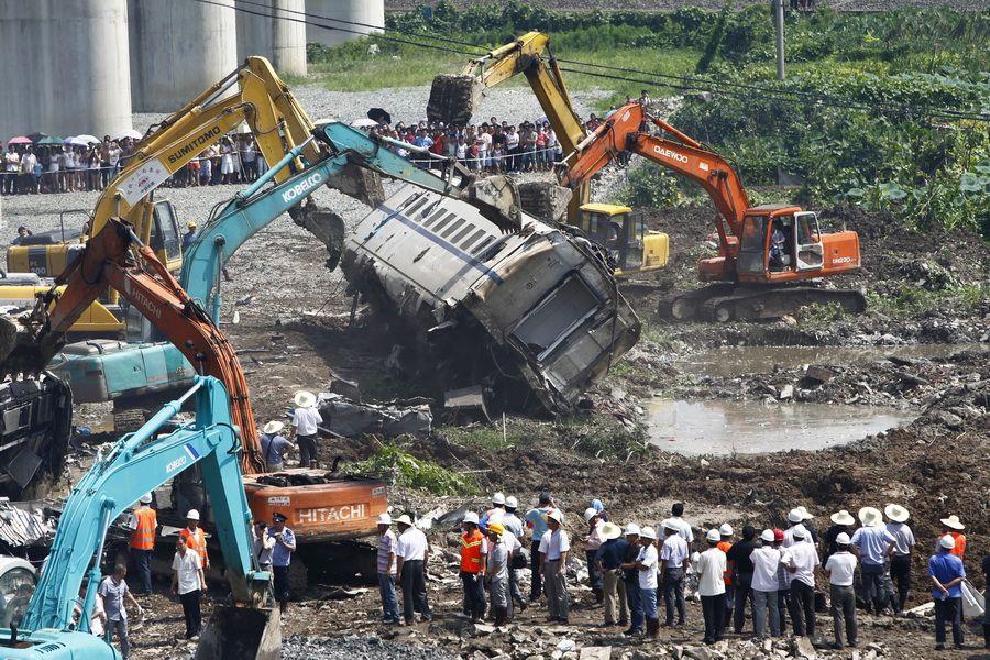 7·23动车事故