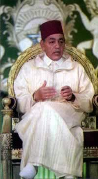 摩洛哥国王哈桑二世逝世