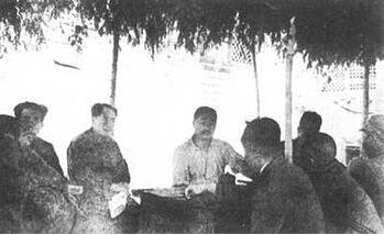 毛泽东提出五年打败蒋介石