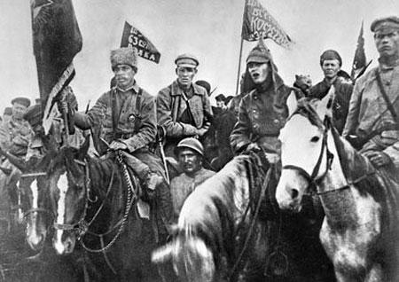 俄波华沙战役打响