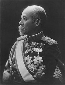 日本第四任台湾总督儿玉源太郎逝世