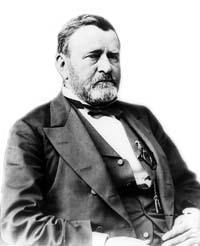 美国第18任总统格兰特病逝